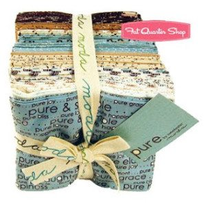 Jaybirds Giveaway – PURE fat quarter collection